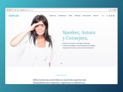 Web Design typography design web