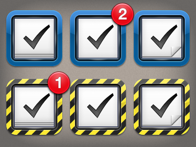 Things Replacement Icons