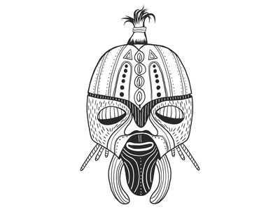 Wise mask.
