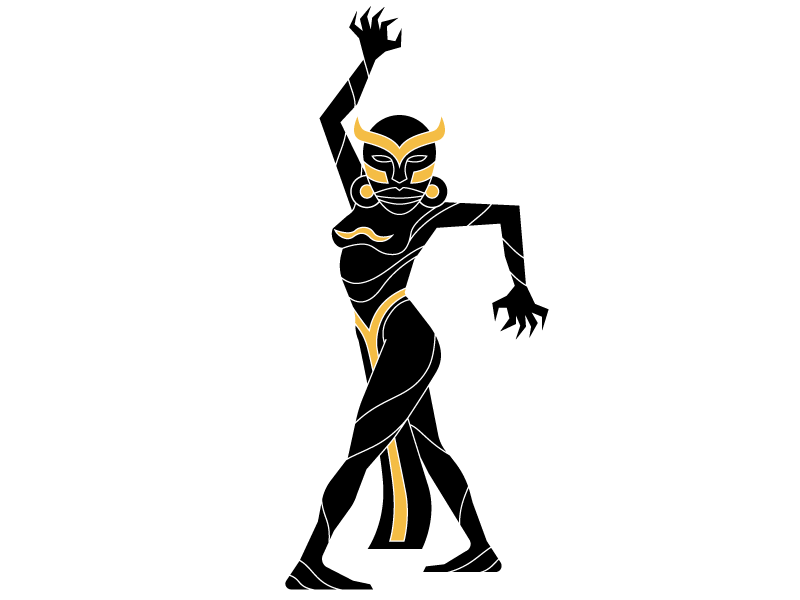 Oshun by Mariosupa on Dribbble