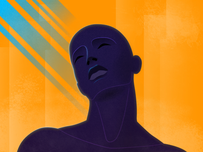Rays of light affinity graphic geometric graphic design illustration