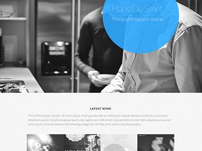 Dribble2 portfolio showcase web unfinished
