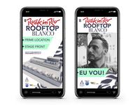 Rock In Rio Rooftop Blanco