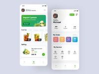 Fruit App Redesign