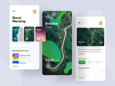 MedMind a meditation app