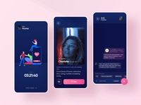 Redesign Dandy (Dating App)