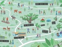Sherwood Forest Map