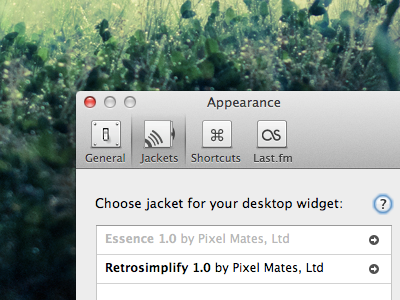 Preference pane icons for Simplify ui interface icon icons simplify osx chrome