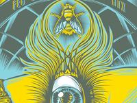 Black Angels / Roky Erickson - Houston