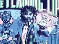 Flaming Lips / Doctor Who Mashup