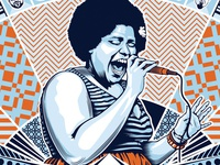 The Suffers - Austin - Poster