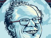 Bernie Sanders 2016 Art