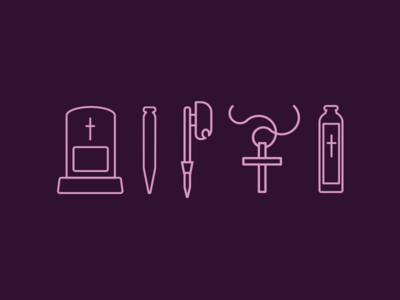 Buffy Icon Set