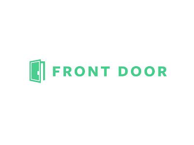 Front Door 3 green door