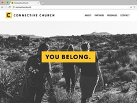 Connective Church Website