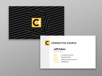 Connective Church Business Card