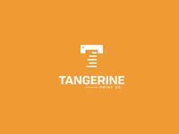 Tangerine Print 2