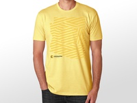 Connective Yellow T Shirt