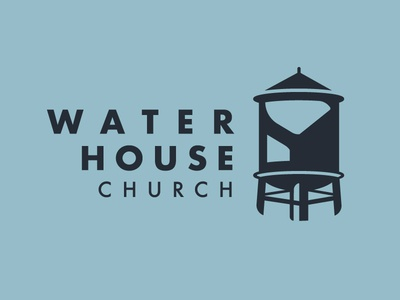 Water House Church Branding