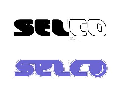 SELCO logo logo vector branding