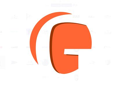 G logo vector logo branding