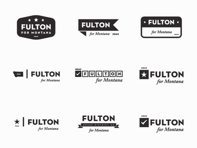 Fulton for Montana