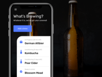 Brewing Companion App