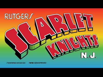 Rutgers Scarlet Knights Asbury Edition
