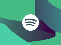 Spotify — Year In Review 2014