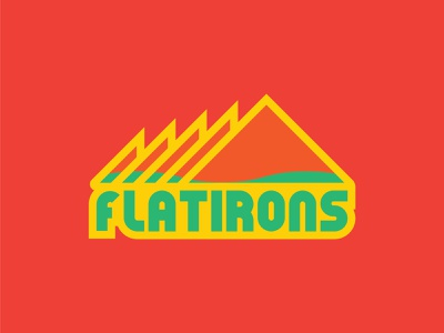 Flatirons Charm 80s 70s 60s vintage retro colorado mountains competition charm boulder flatirons