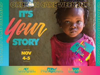 Orphan Care Weekend