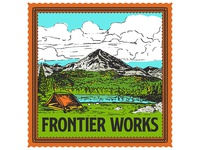 Frontier Works Bulleit