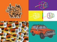 Favorite dribbbles from 2018