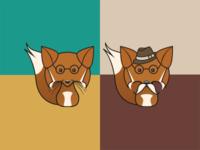 Foxes Deux