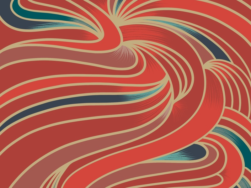 swirl pattern pattern swirls doodles procreateapp illustration