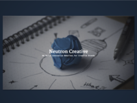 Neutron Creative Website