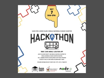 RMHC hackathon flyer mcdonalds flyer hackathon