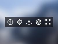 Control menu