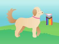 Pride Pupper