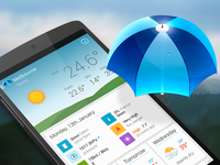 Pocket Weather Australia Android