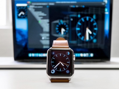 Reveal can inspect watch apps using this one weird trick