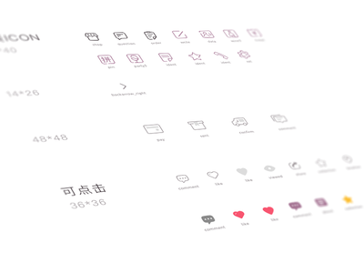 Guideline For Icons ui icon