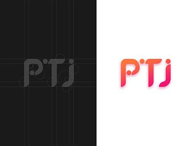 PTJ logo icon logo
