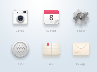 Materialized icon 2