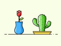 Pot Plants 03