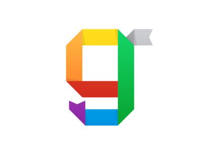 """Guidebook """"G"""" Rainbow"""