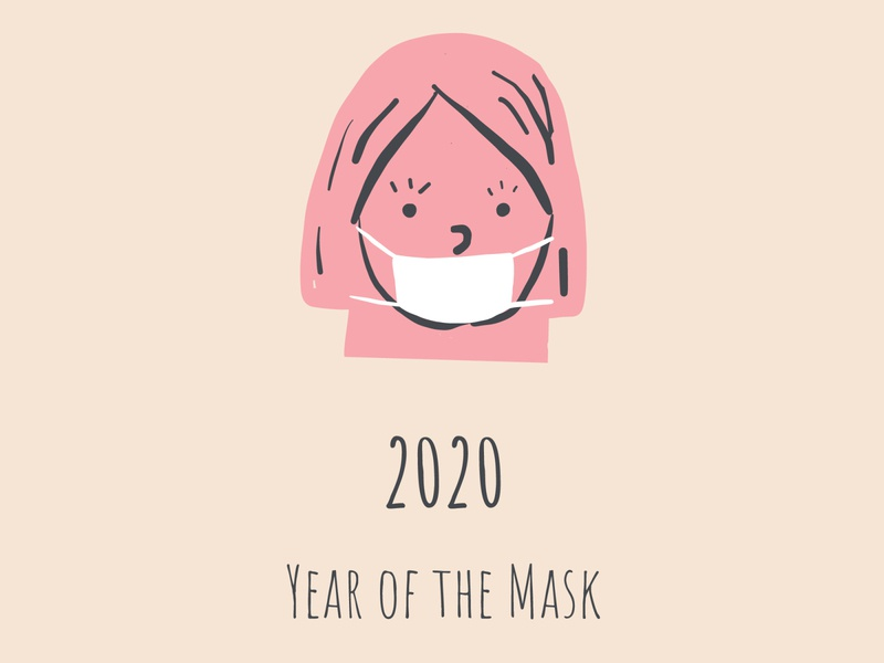 2020 year of the mask