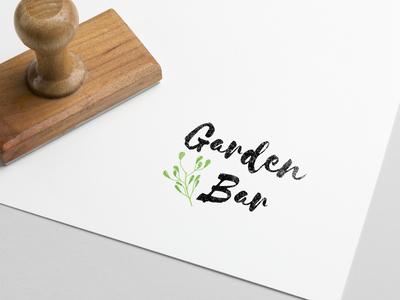 Logo - Garden Bar