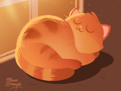 Catty - Rapid illustration