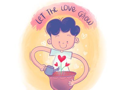 Give love 💖